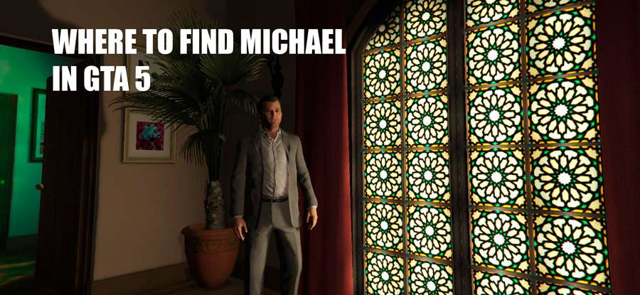 How to find Michael in GTA 5