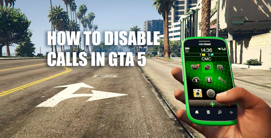 How to disable phone calls in GTA 5