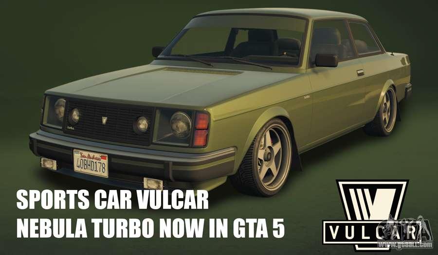 The new sports car in GTA 5