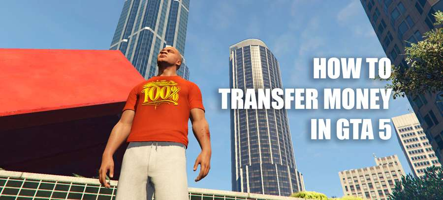 How To Transfer Money In Gta 5 Online