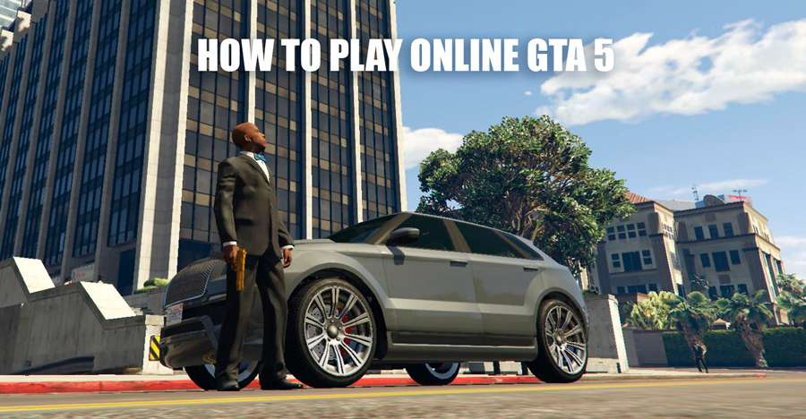 How to play GTA 5 on the network