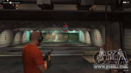 How to bleed the shooting in GTA 5