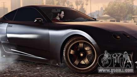 A new supercar Progen Emerus in GTA 5 Online