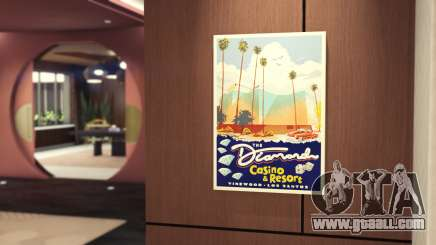Gifts from diamond casino in GTA 5