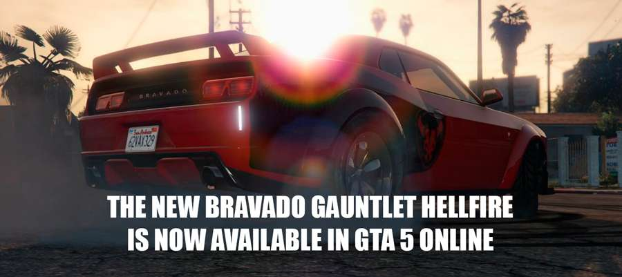 New Hellfire Bravado Gauntlet GTA 5