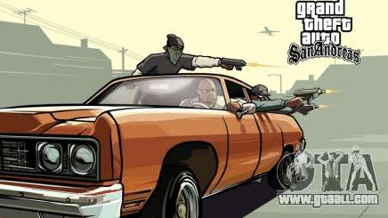 How to get license GTA San Andreas free