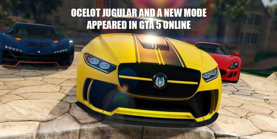 Jugular Ocelot in GTA 5 Online