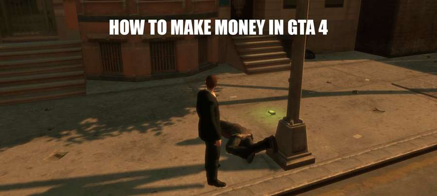 How to earn money in GTA 4