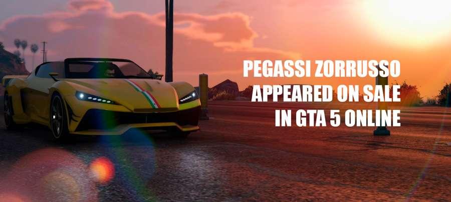Pegassi Zorrusso for GTA 5