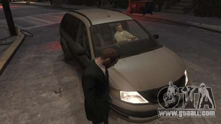 How to pass the first mission in GTA 4