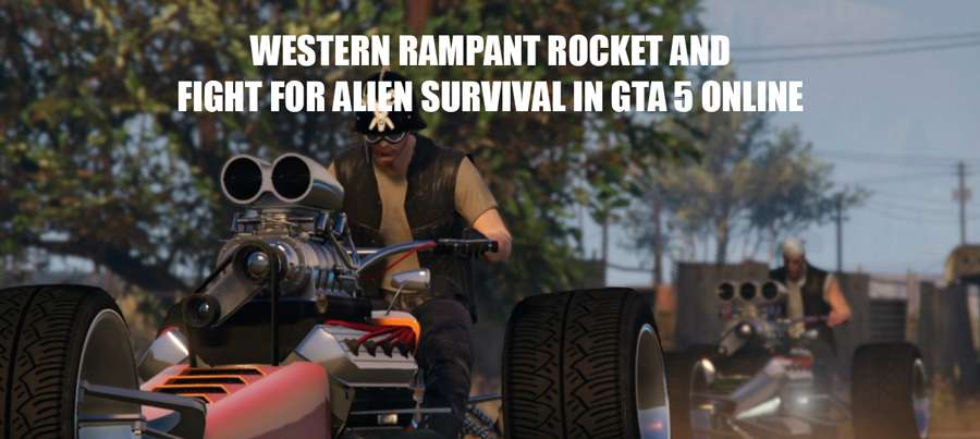Western Rampant Rocket in GTA 5 Online