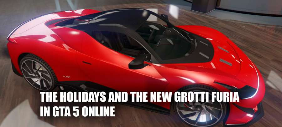 Holidays in GTA 5