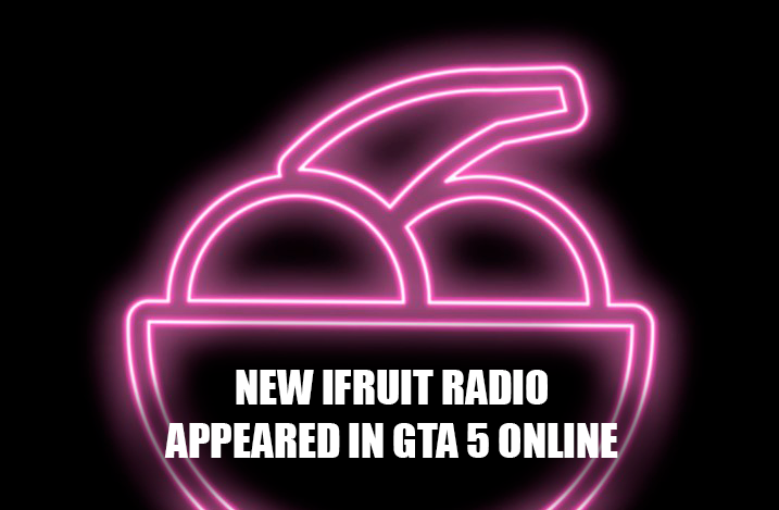 New iFruit Radio in GTA 5