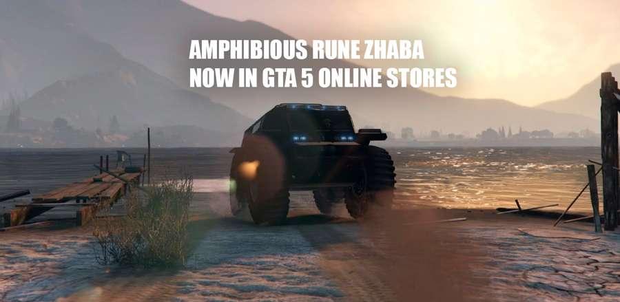 Rune Zhaba in GTA 5
