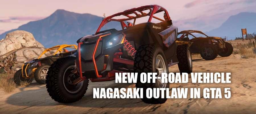 Nagasaki Outlaw in GTA 5