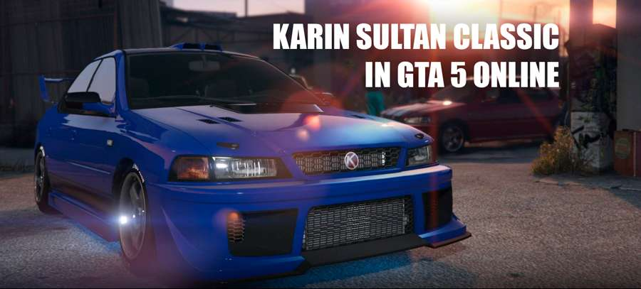 Karin Sultan Classic in GTA 5