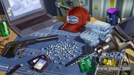 The casino Heist in GTA 5