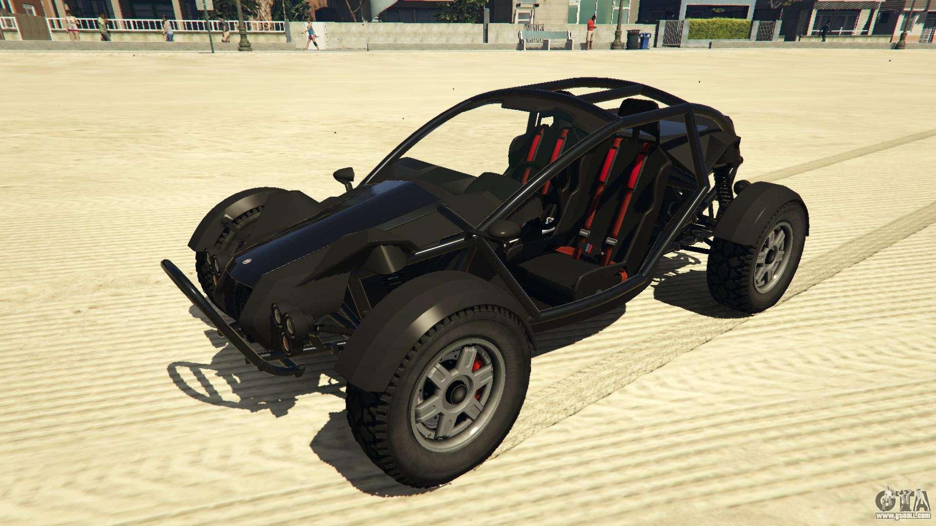 Maxwell Vagrant GTA 5