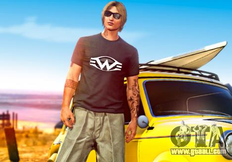 Weeny t-shirt in GTA 5