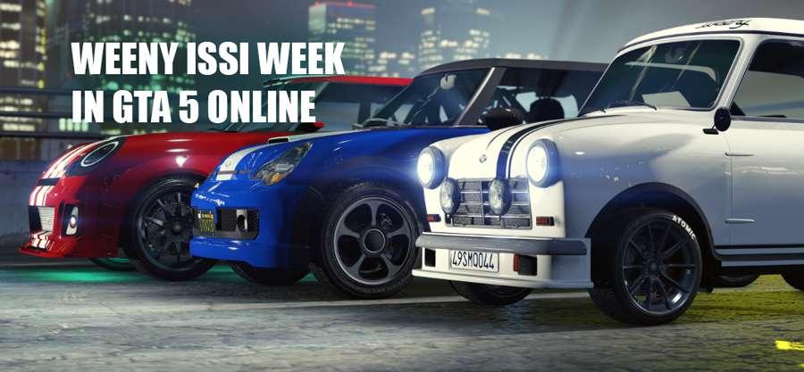 Week Weeny Issi GTA 5