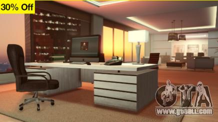 Executive Office Customizations