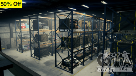 Large Special Cargo Warehouses