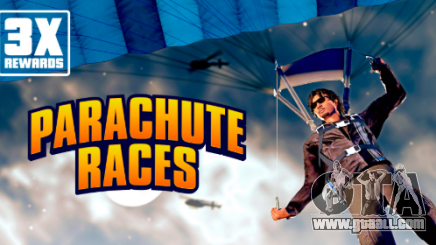 Triple Rewards on Parachute Races