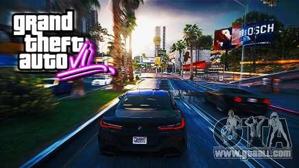 GTA 6 poster