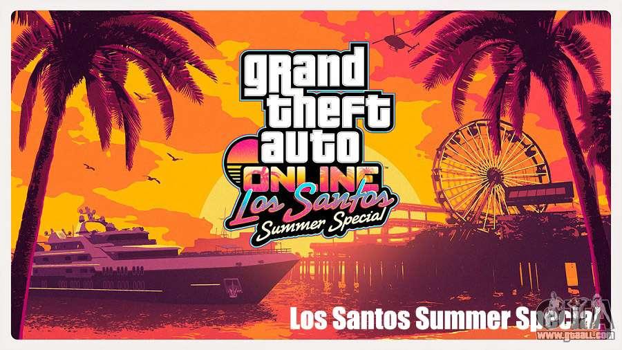Los Santos Summer Special in GTA Online