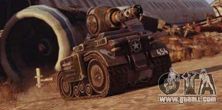 40% Off Invade and Persuade RC Tank