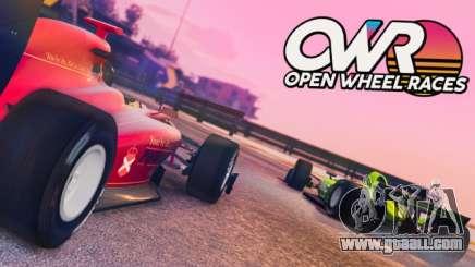 Open Wheel Race Tracks