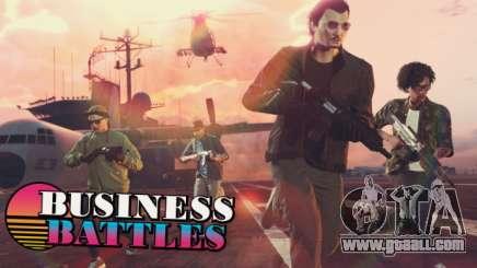 New Business Battles