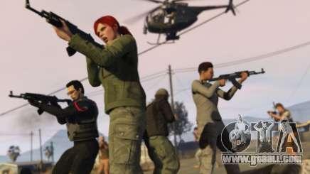 GTA survival series online