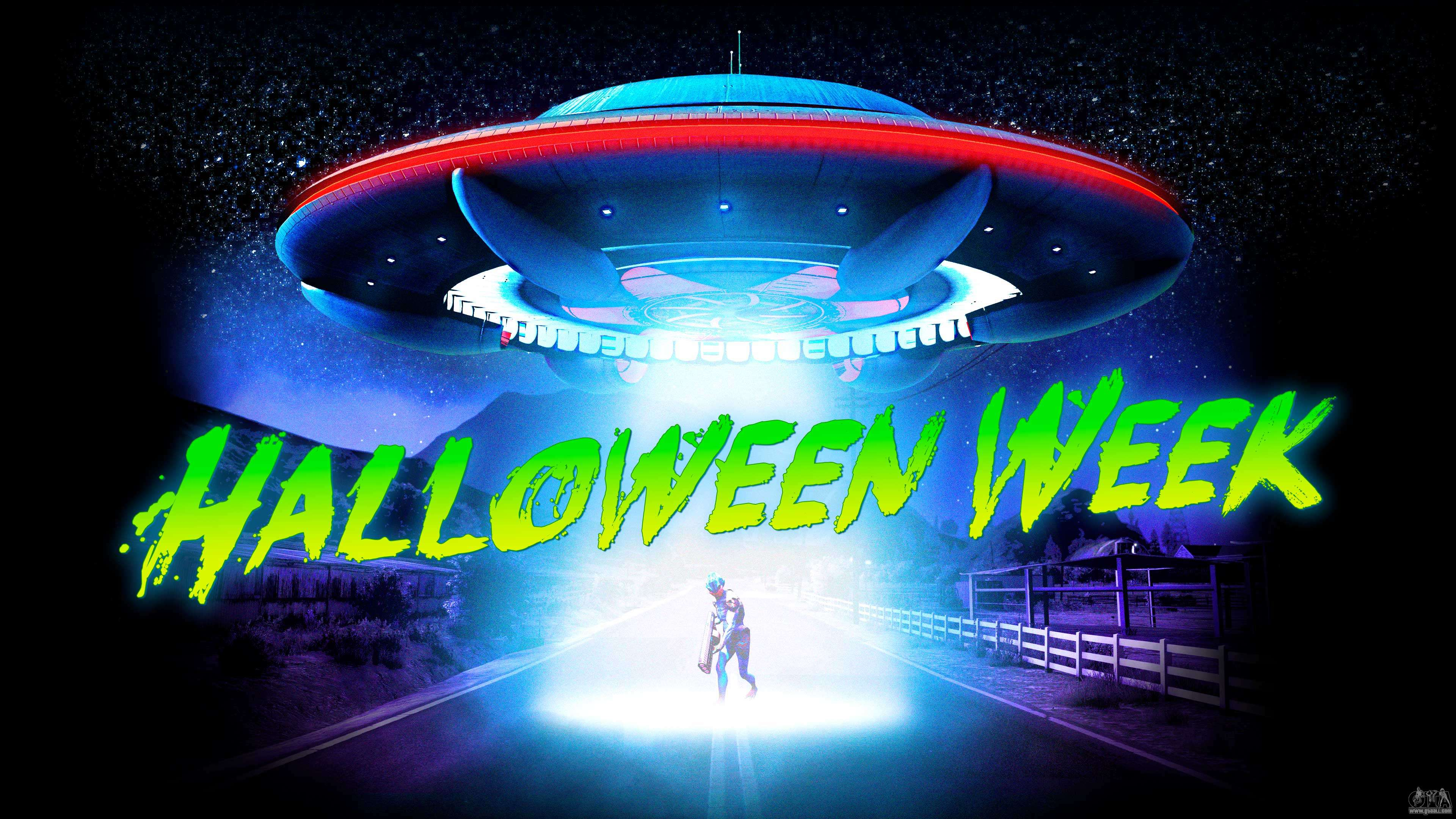 Halloween Week at GTA Online