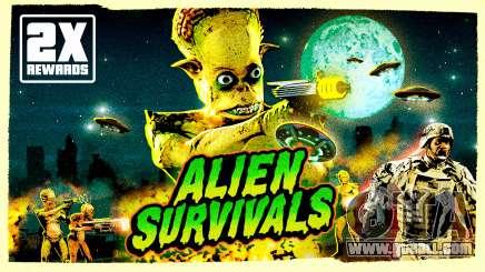 Double Rewards on Alien Survivals + Business Battle Bonuses