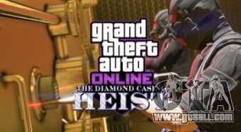 Robberies in GTA Online 3