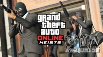 Robberies in GTA Online 1