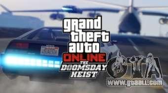 Robberies in GTA Online 2