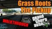GTA 5 Solo Jugador Tutorial - raíces de la Hierba: La Recogida
