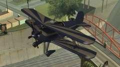 le Code d'avion Stunt Plane de GTA San Andreas