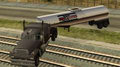 le Code Tanker Truck de GTA San Andreas