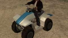 Code auf dem Quadbike aus GTA San Andreas