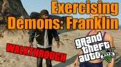 GTA 5 Walkthrough - Ausübung Dämonen: Franklin