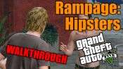 GTA 5 Walkthrough - Rampage: Hipster