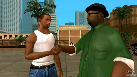 All about GTA San Andreas  Codes, cheats and mods for the