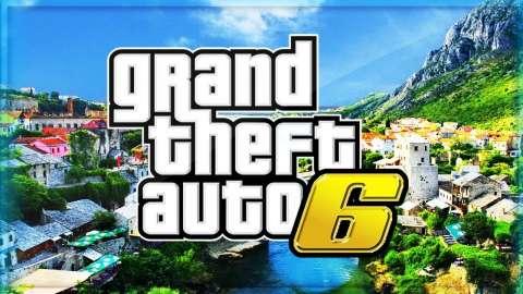 Leaked GTA 6