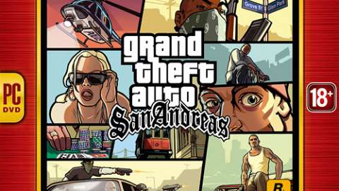 GTA: SA localization in Russian for 4 years