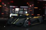 A new supercar in GTA Online