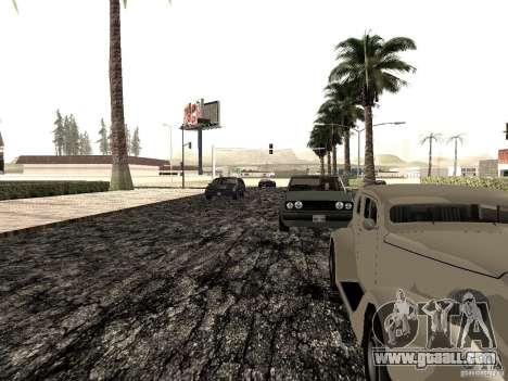New roads in Las Venturas for GTA San Andreas sixth screenshot