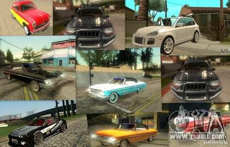 GTAViciCity.RU LoadScreens for GTA San Andreas sixth screenshot